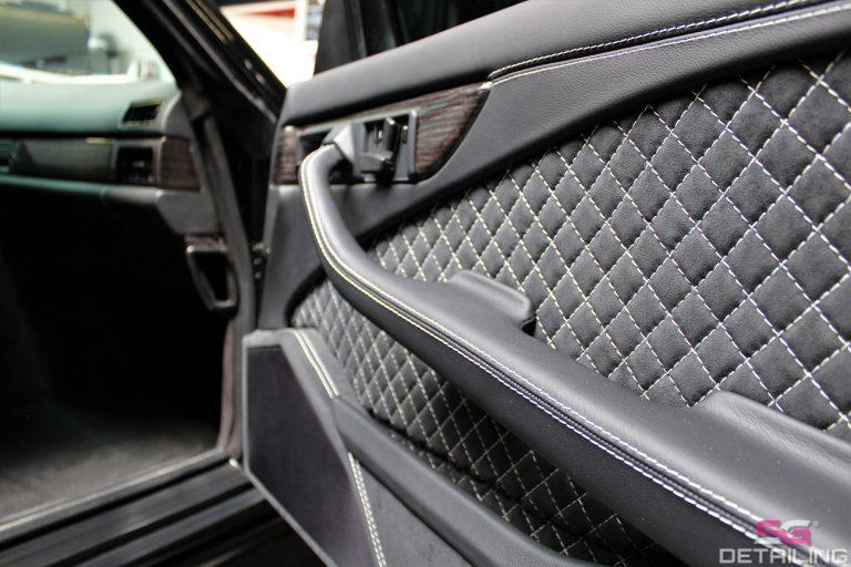 Mercedes SEC 560 ceramiczna ochrona lakieru Szczecin