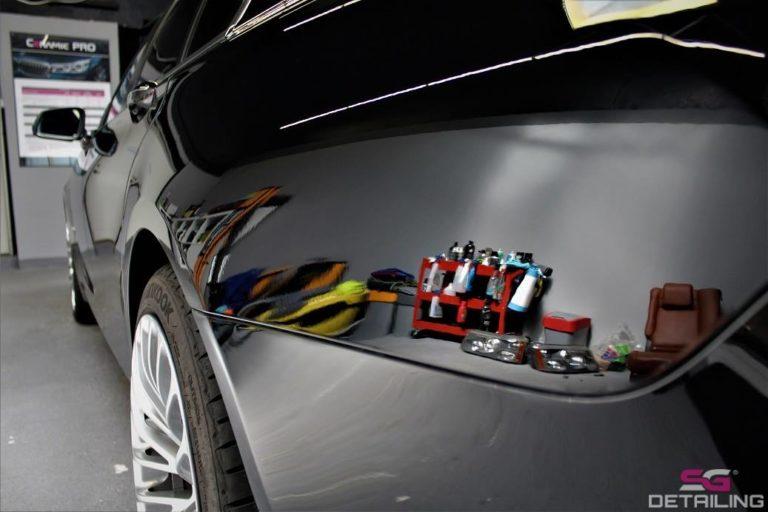 BMW 7 ceramiczna ochrona lakieru