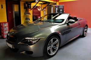BMW M6 auto detailing Szczecin