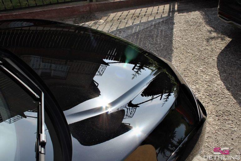 Honda Civic auto detailing Szczecin