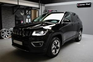 Jeep Compass auto detailing Szczecin