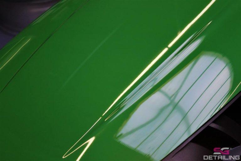 John Deere ceramiczna ochrona lakieru