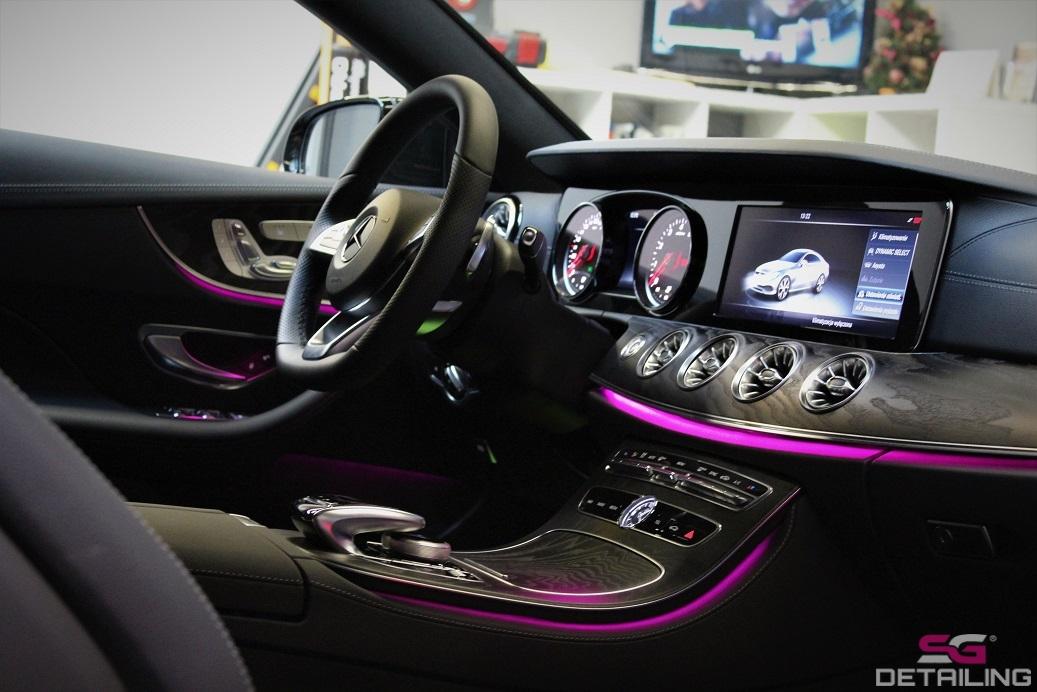 Mercedes alarm samochodowy Szczecin