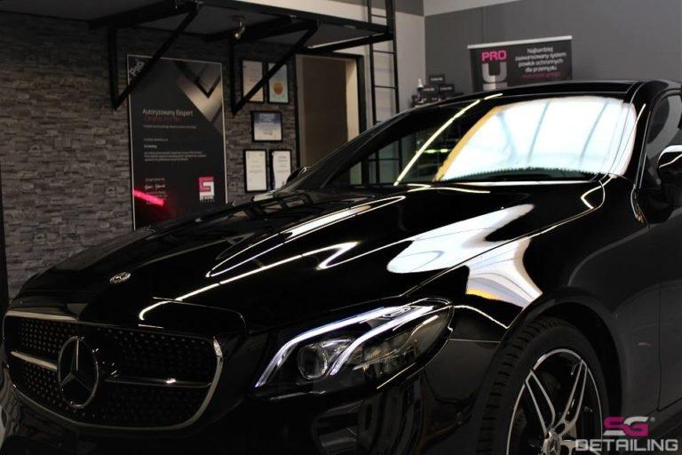 Mercedes E Coupe SZCZECIN