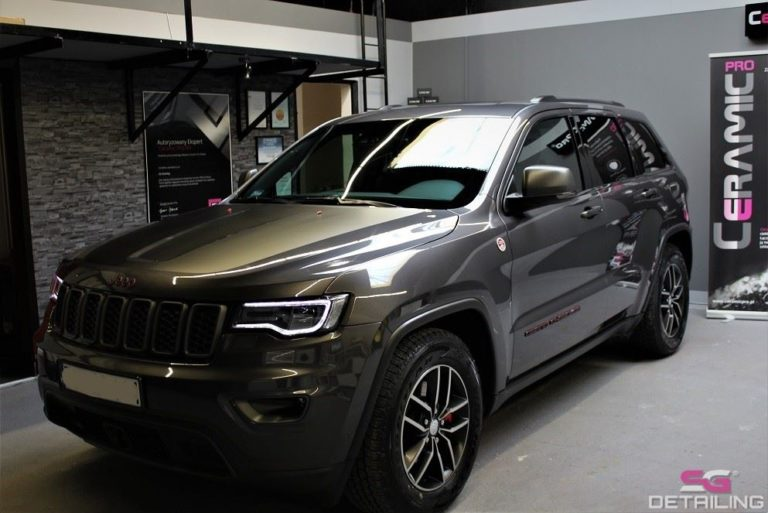 jeep Grand Cheokee Trailhawk
