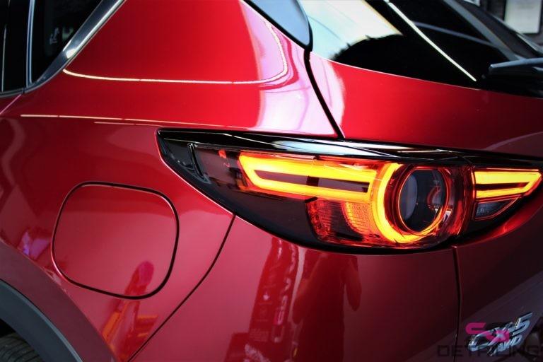 Mazda CX-5 korekta lakieru