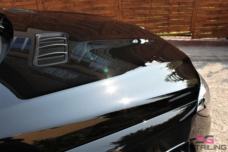 Mercedes GLS ceramiczna ochrona lakieru