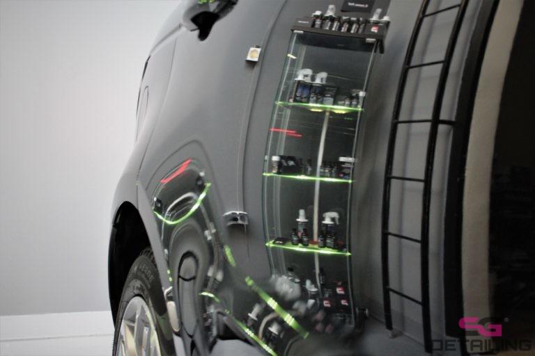 Land Rover Range Rover Sport korekta lakieru Szczecin