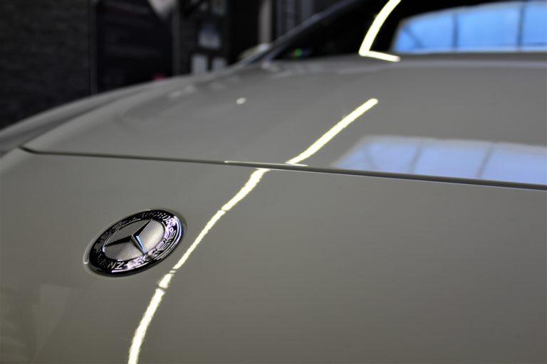 Mercedes CLA auto detailing szczecin