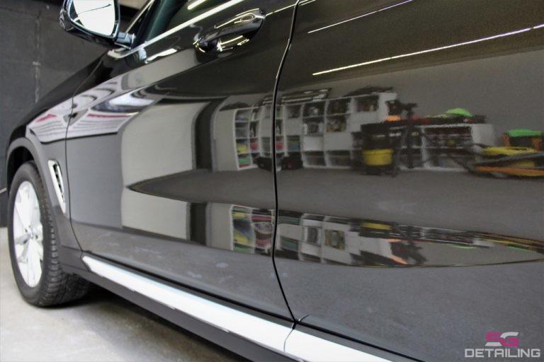 Bmw x4 auto detailing szczecin