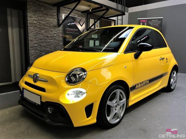 Fiat 500 Abarth 1