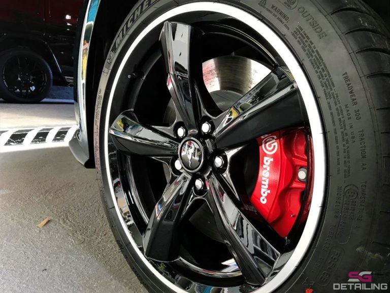 Ford Musang Bullit 5