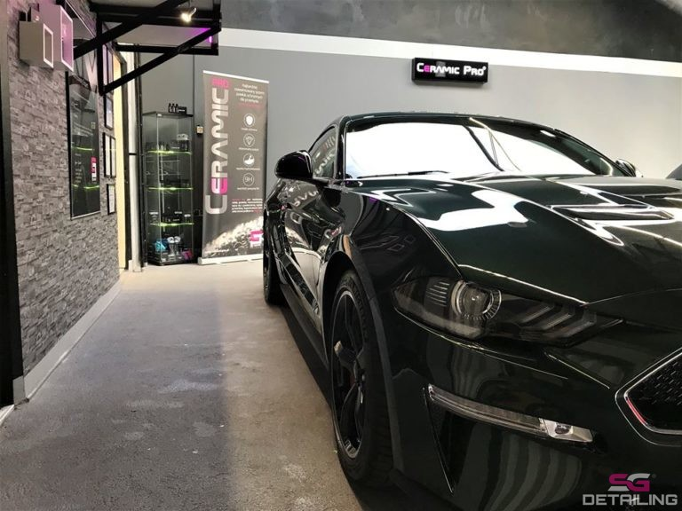 Ford Mustang Bullit 1