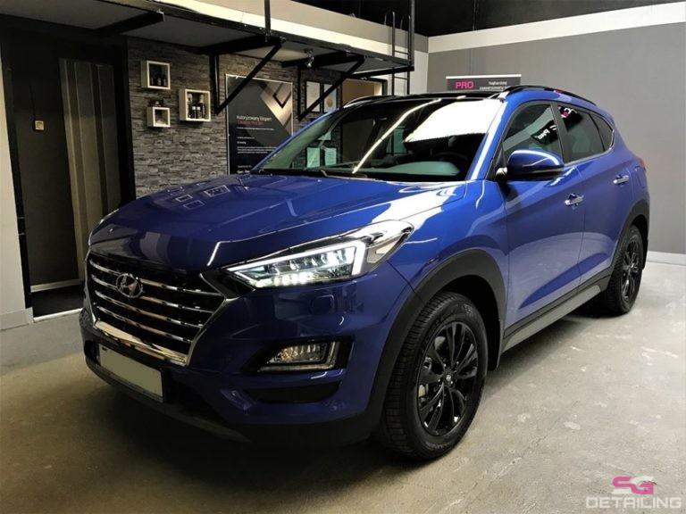 Hyundaia Tuscon 1
