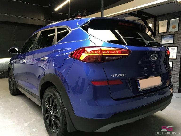 Hyundaia Tuscon 2