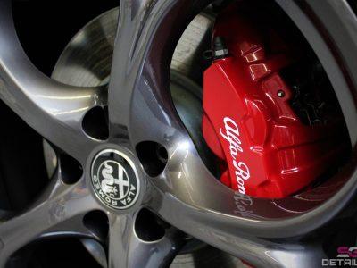 Alfa Romeo Gulia detailing szczecin