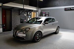 Alfa Romeo Mito Auto detailing Szczecin