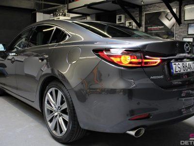 Mazda 6 powłoka ceramiczna szczecin