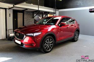 Mazda CX-5 auto car detailing szczecin