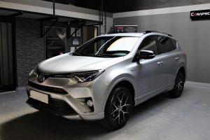 Toyota Rav 4 auto detailing Szczecin